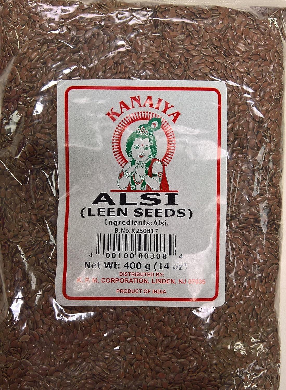Dry Fruits Jawas Alsi - Semillas de lino 400 gramos - Kaniya ...
