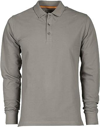 PAYPER - Camiseta de manga larga - para hombre gris XXXL: Amazon.es: Ropa y accesorios