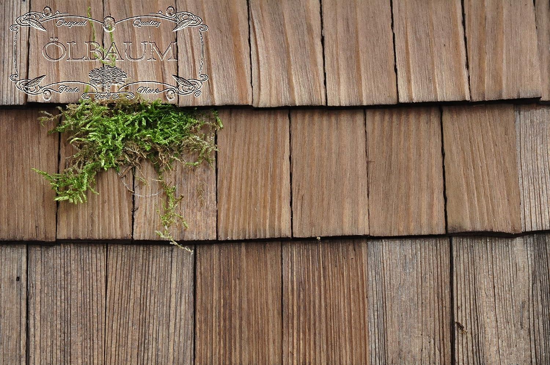 PREMIUM-DEKOSET Krippenstall detailgetreuer Mimik Massivholz GEBEIZT mit GRANITBRUNNEN Wassergrand mit gro/ßen PREMIUM-Krippenfiguren mit exakter /ÖLBAUM-Krippe KA70gg-MFPO-SKR-T2LF2 Gro/ße alpenl/ändische Holz-Weihnachtskrippe