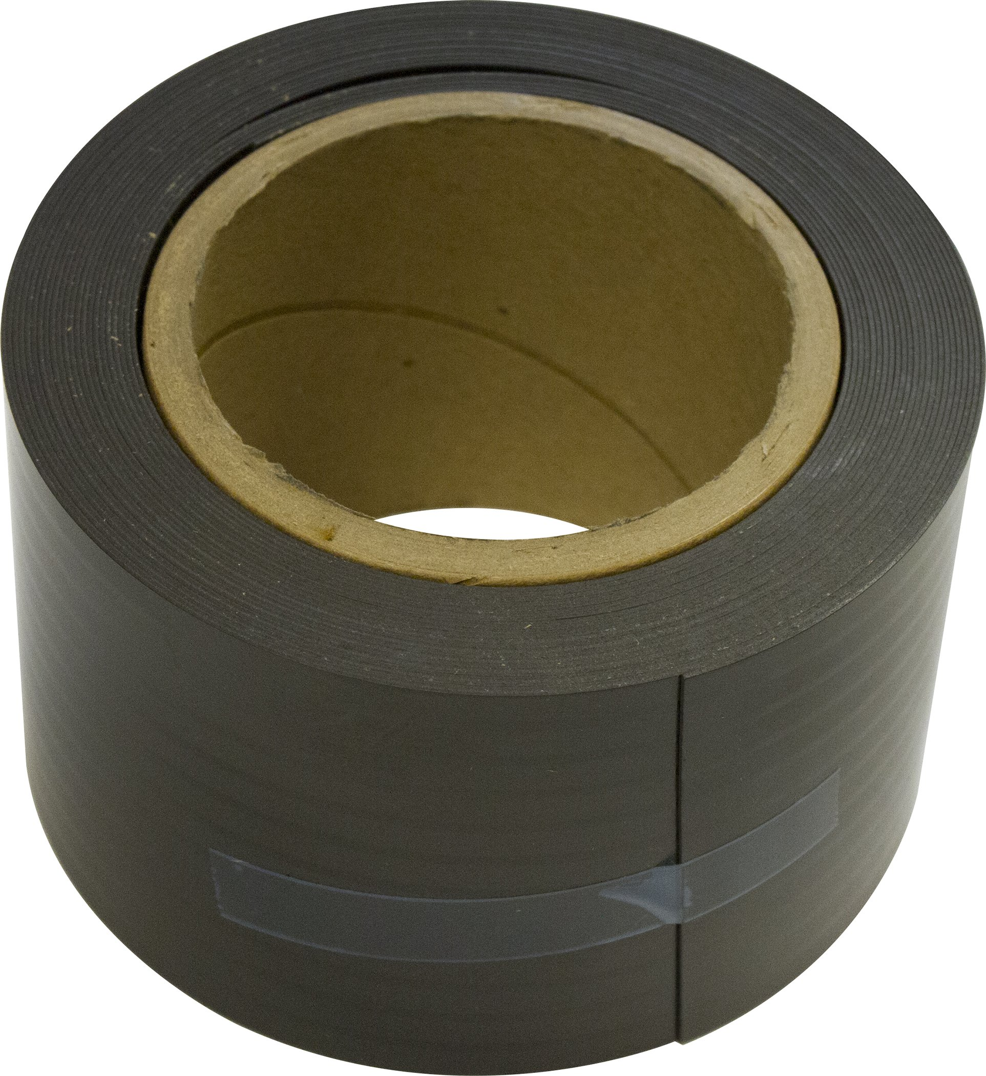 MAG-MATE MRN030X0300X025 Flexible Magnet Material without Adhesive, 0.030 x 3 x 25'