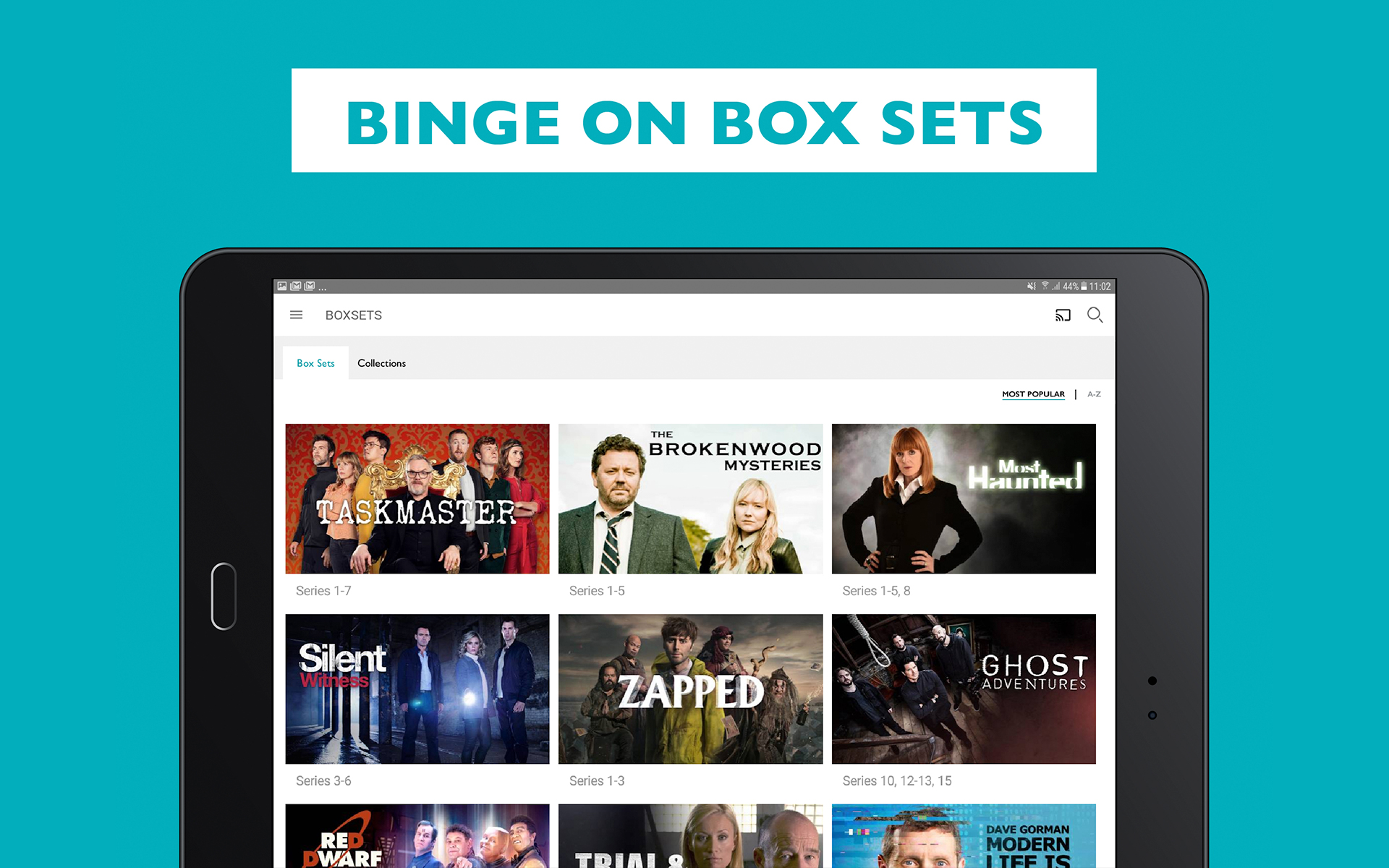 UKTV Play: Free TV On Demand - Buy Online - See Prices