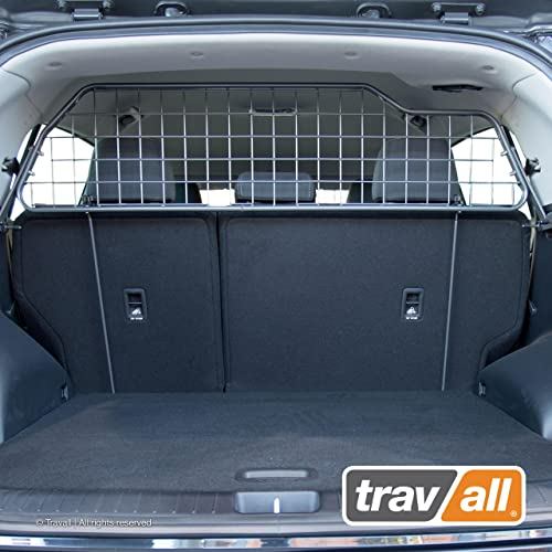 Travall Guard Compatible with KIA Sportage 2015-Current TDG1512 – Rattle-Free Steel Vehicle Specific Pet Barrier