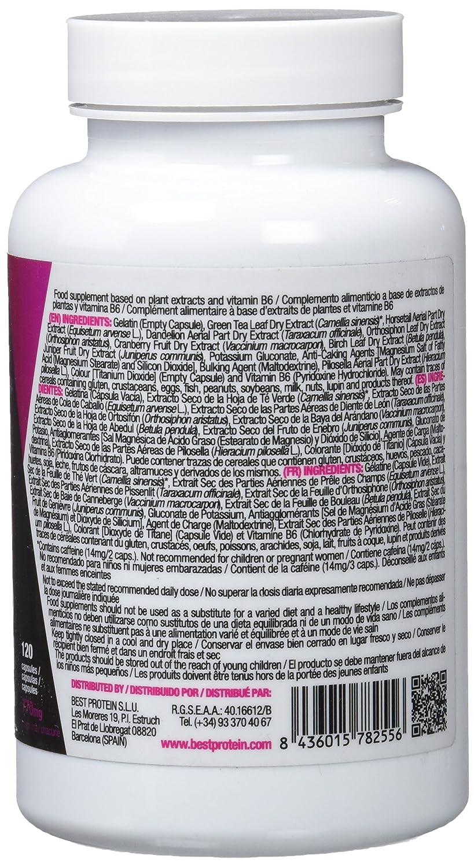 Best Protein Fluidrain - 120 Cápsulas: Amazon.es: Salud y cuidado personal