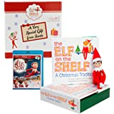 The Elf on the Shelf Blue Eyed Boy with An Elf Story Bluray/dvd Combo (Limited Edition Official Santa Gift Box)