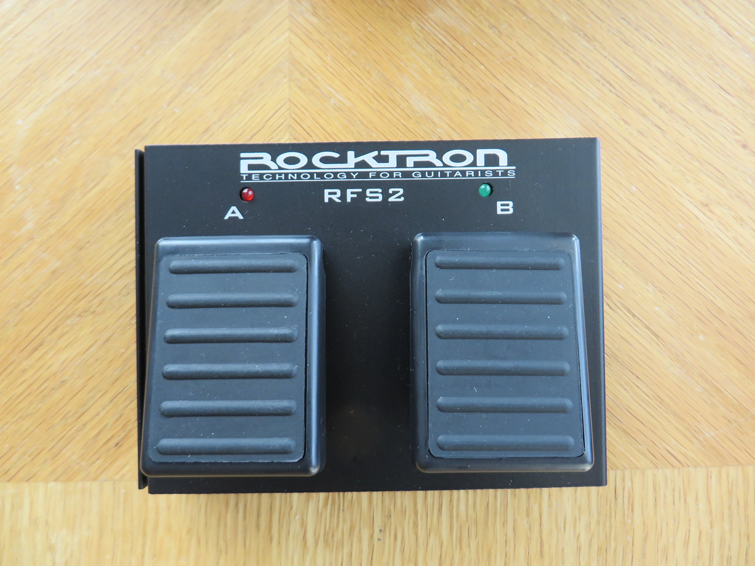 Rocktron RFS2 dual On/Off guitar amp footswitch by Rocktron