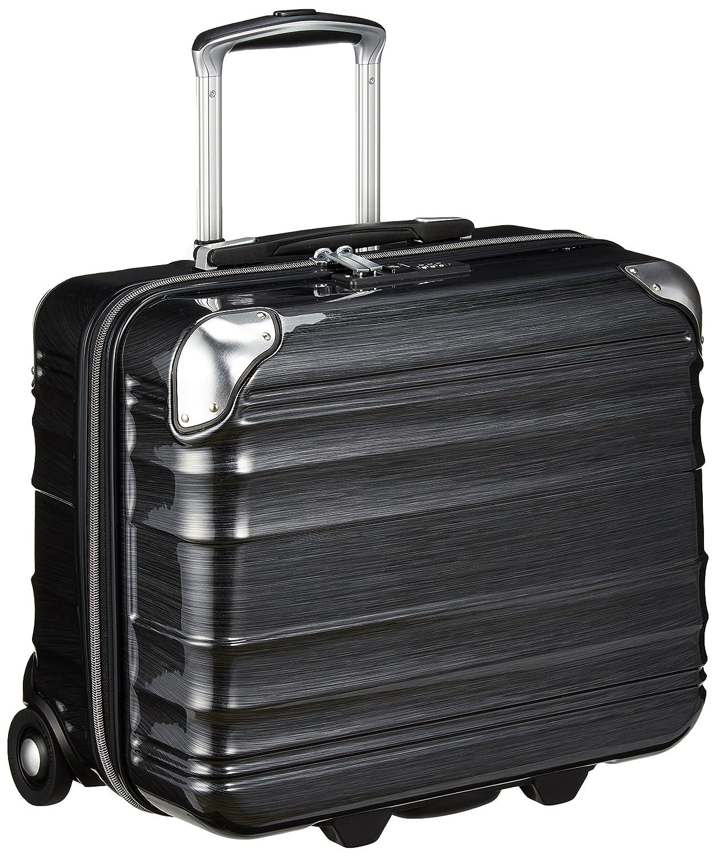 [エーエルアイ] ハードキャリー ALI-BIZ18 ビジネスハードキャリー 34L 40 cm 3.1kg B0764CBSRX ブラックブラッシュ