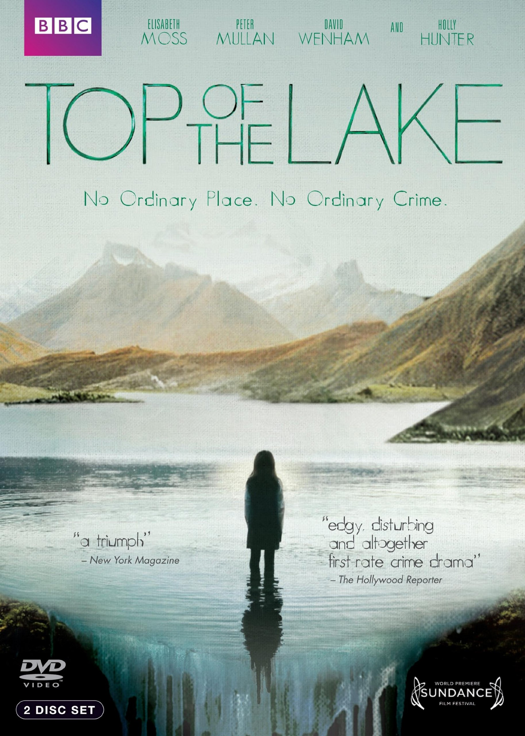 DVD : Top Of The Lake (Subtitled, 2 Pack, 2PC)