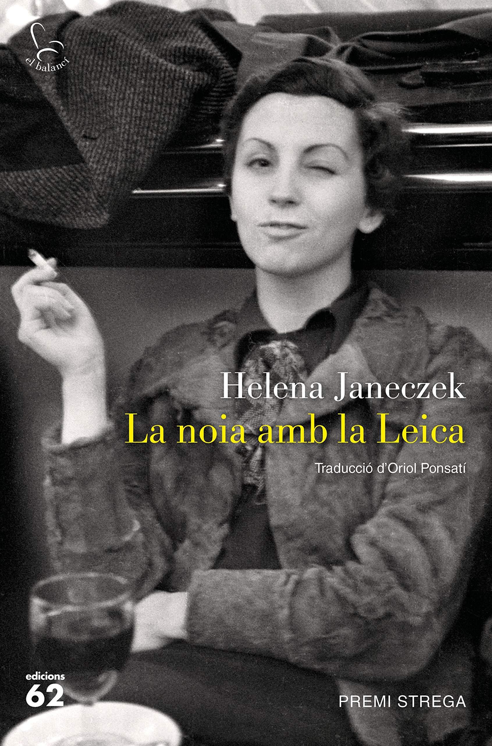 La noia amb la Leica: Traducció d'Oriol Ponsatí (El Balancí)