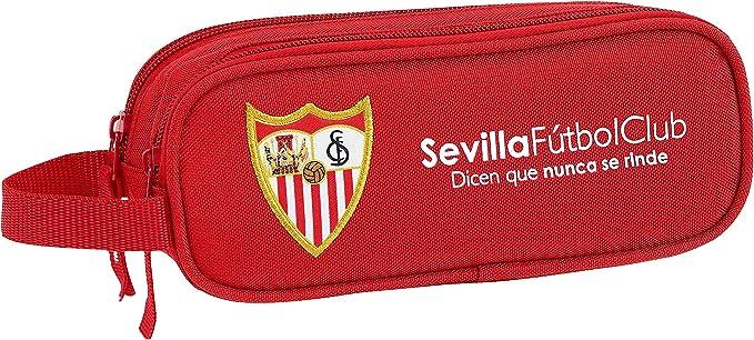 SFC SEVILLA FUTBOL CLUB Estuche 21cm Rojo 811856513: Amazon.es: Ropa y accesorios