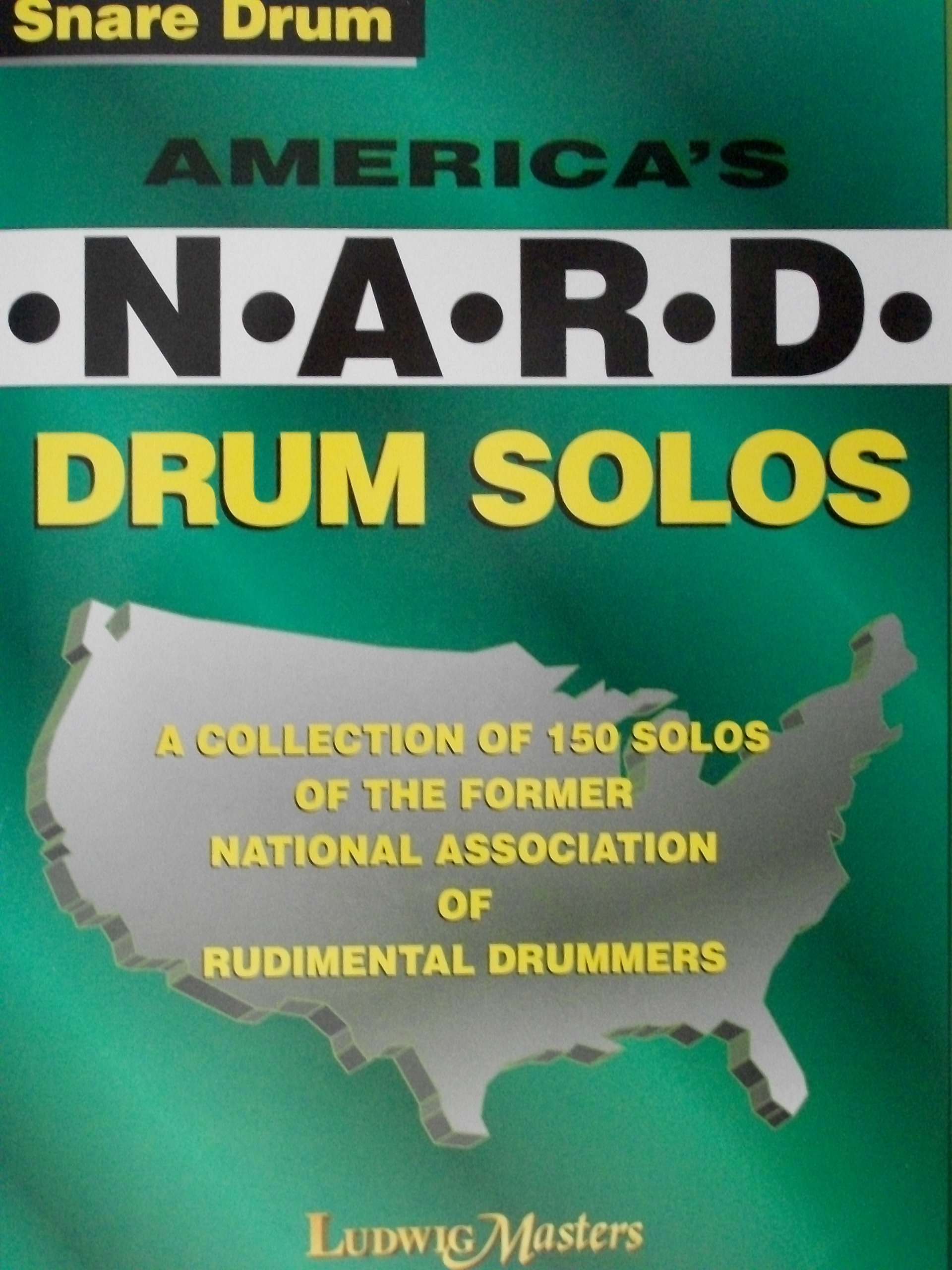 Download N.A.R.D. America's Drum Solos (2009 revised edition) (2009 revised edition) PDF