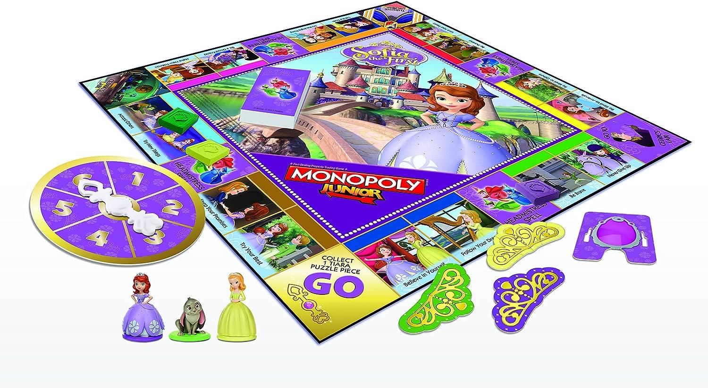 Hasbro - Juego de Habilidad Princesa Sofia, de 1 a 2 Jugadores (A8850) (Importado): Amazon.es: Juguetes y juegos