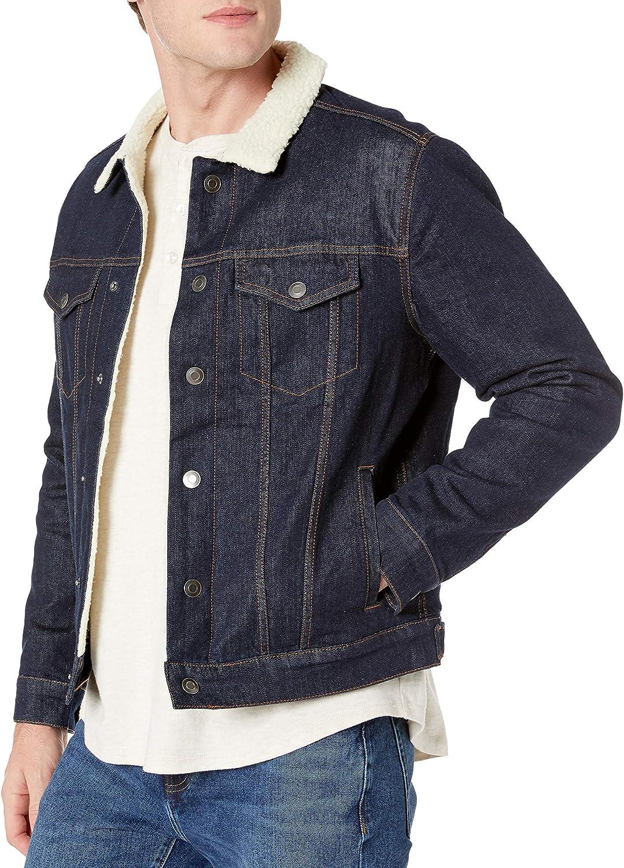Amazon Essentials Men's Sherpa Jacket
