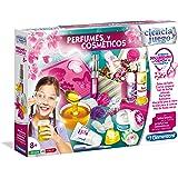 Ciencia y Juego - Laboratorio de perfumes y cosméticos (Clementoni 55190.3)