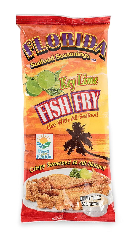 Fish fry seasoning by florida seafood seasonings 2 pack for Fish fry seasoning