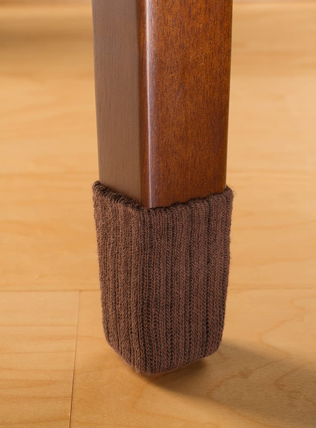 Nancyprotectz Small Brown Patented With Rubberized Grips Chair