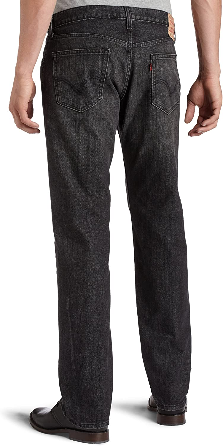 Levi's Men's 559 Relaxed Straight-Leg Jean House Cat