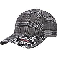 Flexfit Mens 6196 Glen Check Cap - Multi