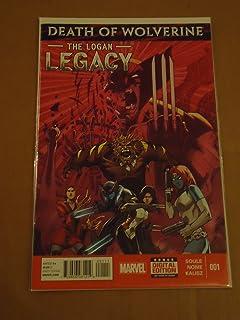 Death Of Wolverine Logans Legacy 1