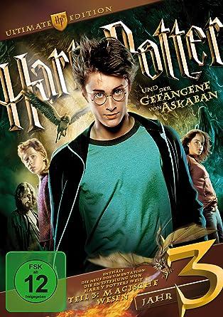 Harry Potter Und Der Gefangene Von Askaban Ultimate Edition 4 Discs