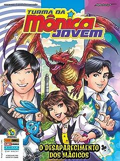 Turma da Mônica Jovem. O Desaparecimento dos Mágicos - Série 2