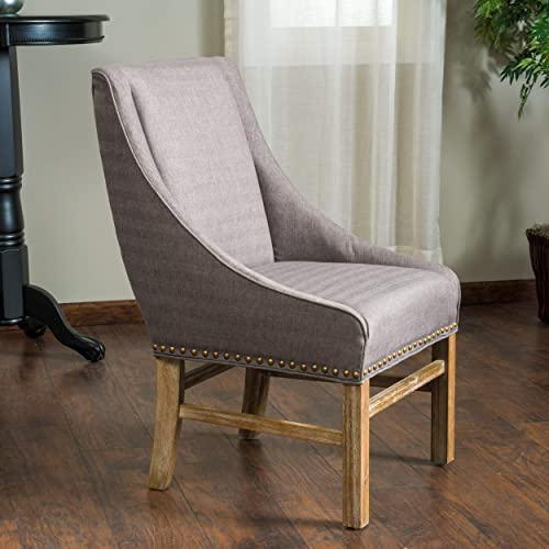 Christopher Knight Home James Fabric Dining Chair