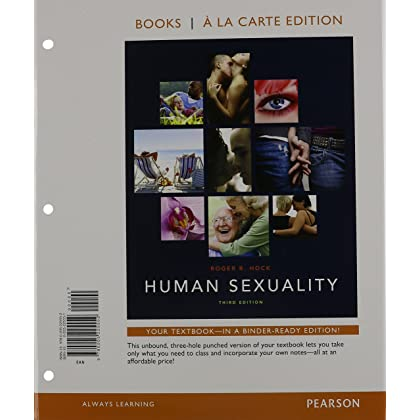 Human sexuality 3rd edition textbook