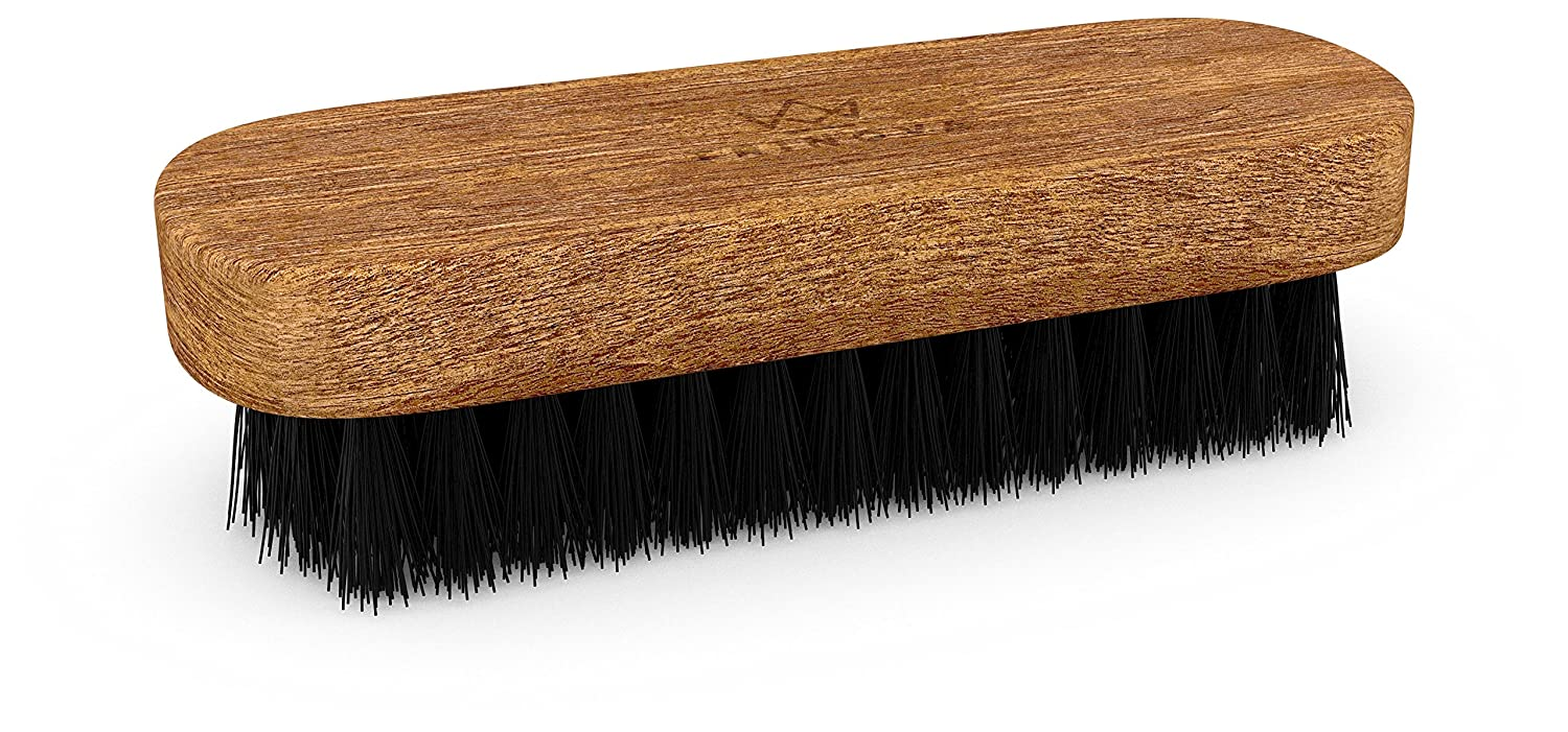 TriNova Leather Brush for cleaning upholstery, cleaner car interior, furniture, couch, sofa, boots, shoes and more. Premium quality