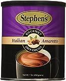 Stephen's Gourmet Italian Amaretto Hot Cocoa 1 LB Can