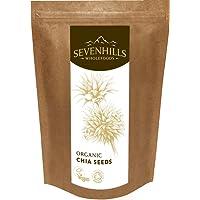 Sevenhills Wholefoods Graines De Chia Cru Bio 300g