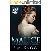 Malice: A Dark High School Romance (Angelview Academy Book 2)