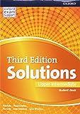 Solutions. Upper-intermediate. Student's book-Workbook. Per le Scuole superiori. Con e-book. Con 2 espansioni online