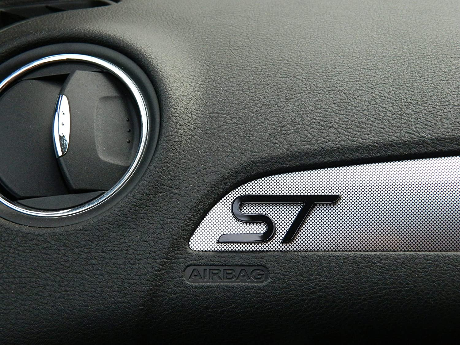 ST EMBLEM INSIDE CAR BADGE EMBLEM