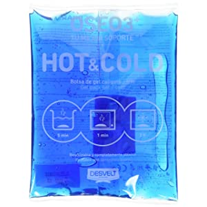 Dderma SG18 - Bolsa frio-calor, tamaño pequeño, 140x180 mm