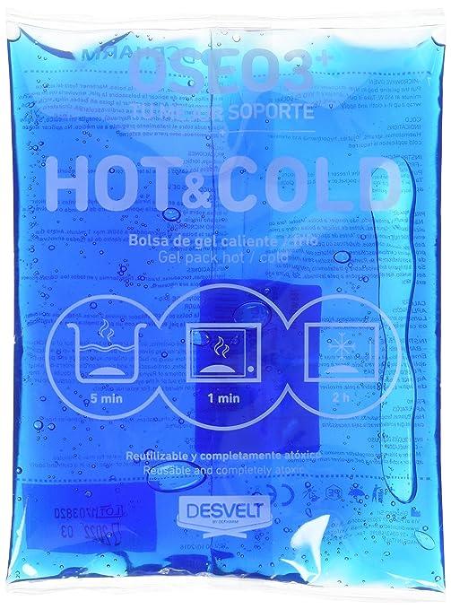 25 opinioni per Dderma SG18- GEL RIUTILIZZABILE IN BUSTA per terapia caldo/freddo, 14X18