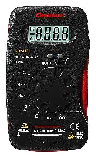 Dawson Tools DDM181 Digital Multimeter