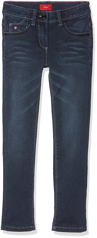 s.Oliver Mädchen Jeans s.Oliver Mädchen Jeans 53.710.71.3008