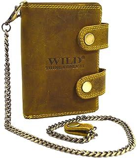 Porte-monnaie un Portefeuille Wild Things Only avec verrou & avec chaîne NpV4PdBHl