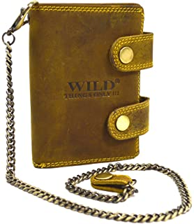 Porte-monnaie un Portefeuille Wild Things Only avec verrou & avec chaîne