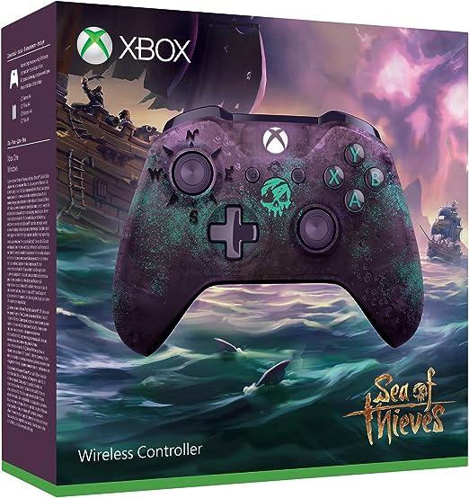 Microsoft - Mando Wireless Edición Sea Of Thieves (Xbox One): Amazon.es: Videojuegos