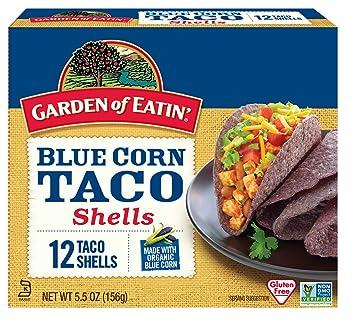 Amazon.com : Garden Of Eatinu0027 Yellow Corn Taco Shells, 12 Count (Pack Of  12) : Grocery U0026 Gourmet Food