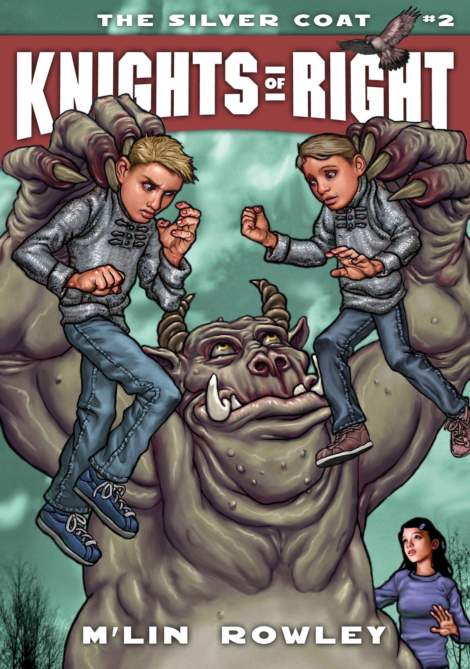 The Silver Coat (Knights of Right): M'lin Rowley: 9781606411049:  Amazon.com: Books