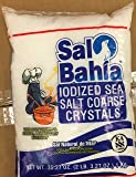 Sal Bahia Iodized Sea Salt Coarse Crystals 35.27oz