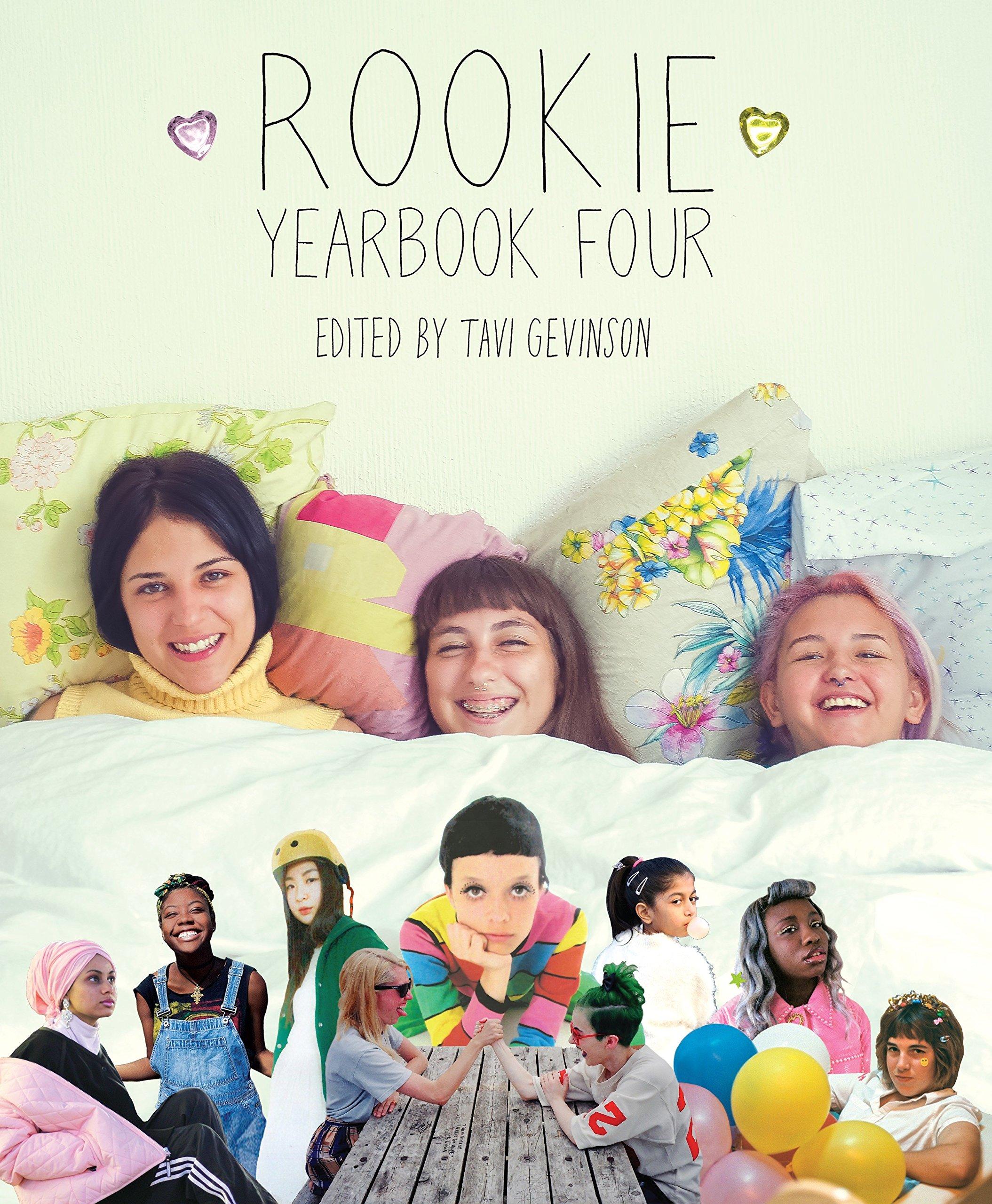 Rookie Yearbook Four pdf epub