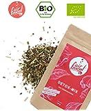 Fairment® Bio Kombucha - Teemischung (Detox | 100g | Bester Geschmack)