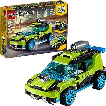LEGO Creator 3-in-1 Rocket Rally Car Building Kit