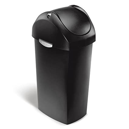 b rubbermaid top n classic recycling home commercial lid trash round cans depot the products compressed swing cleaning brown can push