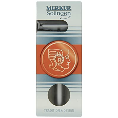 Merkur-Razor Adjustable Futur Brushed Chrome Safety Razor