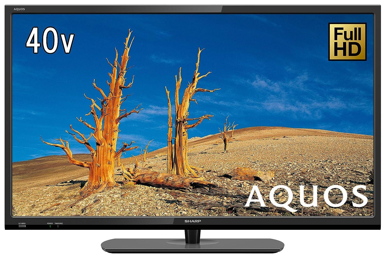 SHARP 液晶 テレビ AQUOS LC-40S5