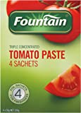 Fountain Tomato Paste 4 Sachets, 200 g