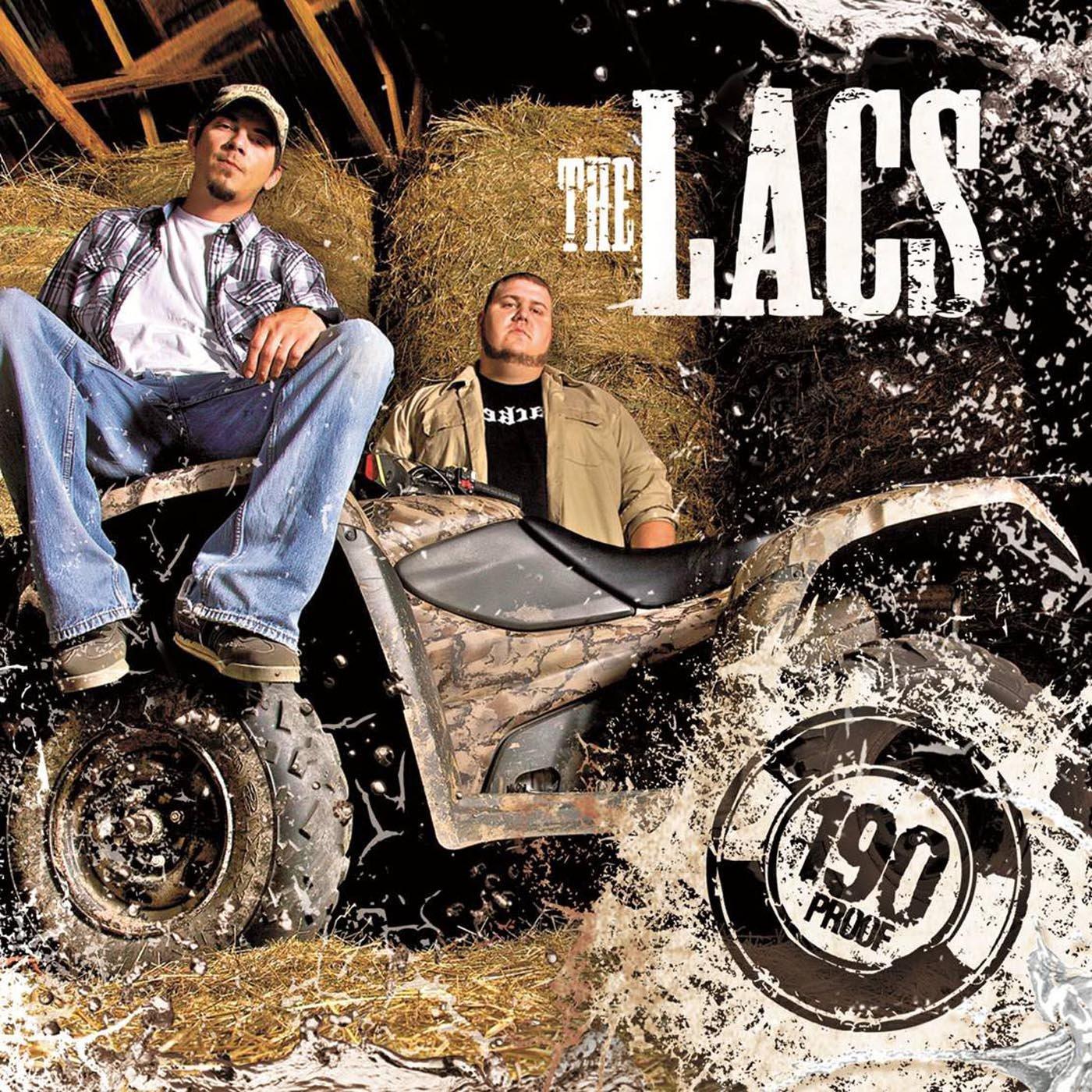 CD : The Lacs - 190 Proof (CD)
